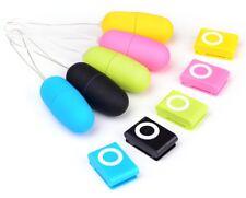 Huevo vibrador con mando inalámbrico - 20 velocidades // 5 colores a elegir