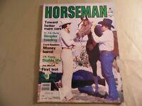 Horseman Magazine / March 1980 / Free Domestic Shipping