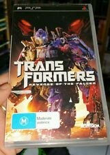 Transformers - Revenge of the Fallen -  PSP - FREE POST *