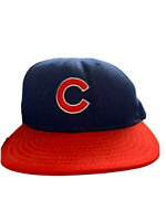 Chicago Cubs New Era 5950 Pro Model Baseball Size 7 1/8 Diamond Collection Wool