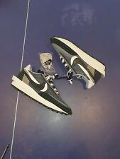 Nike X Sacai LD Waffle Negro/Gris/Blanco Talla 8.5 Reino Unido