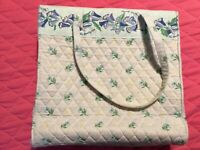 Vera Bradley T-1 Tote in Watercolor 1999