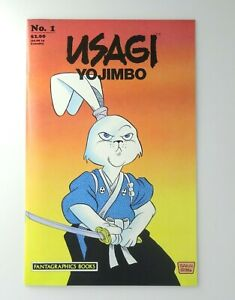 Fantagraphics, Usagi Yojimbo #1, First Printing, vf-nm+