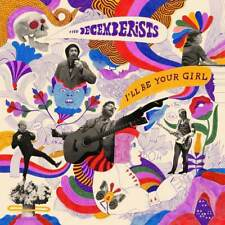 The Decemberists I'LL BE YOUR GIRL +MP3s LIMITED New Blue Colored Vinyl 2 LP