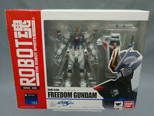 Robot Spirits SIDE MS Freedom Gundam Mobile Suit Bandai Japan New ***