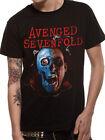Official - AVENGED SEVENFOLD - Robot Head -2017- S M L XL XXL 2XL unisex T Shirt