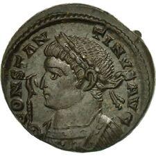 [#509075] Monnaie, Constantin I, Follis, Londres, SUP+, Bronze, RIC:243var