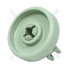 Véritable whirlpool lave-vaisselle inférieur panier roue