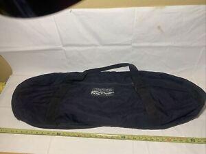 Large Jansport Duffle Bag Rare Huge Bag Travel Bag Black Made In USA