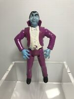 THE REAL GHOSTBUSTERS Vintage Dracula Monster Figure 1989 - Kenner Collectable