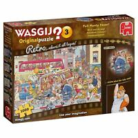 Jumbo Jigsaw Puzzle Wasgij Retro Original 3 - Full Monty Fever 1000 Piece