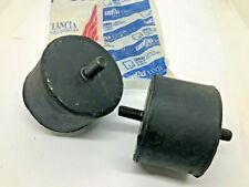 Fiat 124 Spider Coupe 131 132 Pair of Front Engine Mounts Genuine NOS