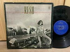 "Rush 33 rpm Philippines 12"" LP EP permanent waves"