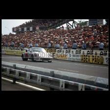 Photo A.012935 PORSCHE 911 CARRERA RSR MÜLLER-VAN LENNEP 24 HEURES LE MANS 1974