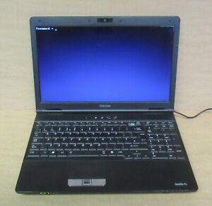 "Toshiba Satellite Pro S500-156 15.6"" HD i3-370M 2.4Ghz 2GB 250GB Laptop"