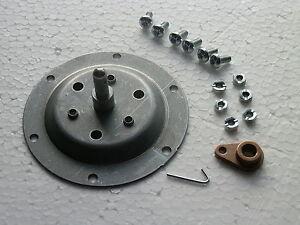 Genuine Hotpoint - Indesit Tumble Dryer Drum Shaft Repair Kit C00305794 & Instru