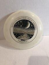 Vintage 1975 Wham-o Moonlighter 110 G. Model Frisbee