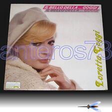 """LORETTA GOGGI """"IL BELLO DELLA GOGGI"""" RARO LP 1986 DANIELA - SIGILLATO"""