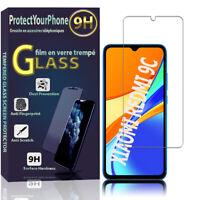 Vitre De Protection Écran Film Verre Trempe Xiaomi Redmi 9C/ 9C NFC/ Redmi 9