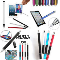 Universal Capacitive Touch Screen Pen Drawing Stylus for iPhone Android Samsung