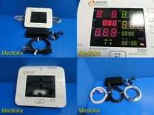 Cardiac Science 5300 Vital Signs Patient Monitor With Spo2 Sensor Amp Nbp Hose18547