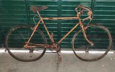 tres ancien velo de course  années 30 40, marque inconnue, roue a retournement
