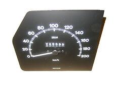 NOS Original Fiat UNO I 83-89 Tacho Tachometer 200 km/h Veglia Borletti