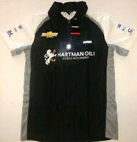 Ed Carpenter Racing CFH Hartman Oil Mens Podium Polo New XL