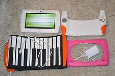 tablette OREGON SCIENTIFIC avec housse + piano + pad + chargeur / TBE