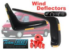 Renault Master / Opel Movano 1998 - 2010  Wind deflectors  HEKO  27133