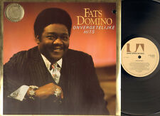FATS DOMINO Onvergetelijke Hits LP Holland SKIP VOOGD Wereldsterren THE FAT MAN
