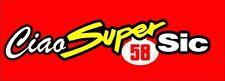 1 Adesivo Stickers SIMONCELLI 58 Ciao Super SIC