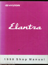 1998 Hyundai Elantra - Vol 1 & 2 Service Shop Manual