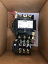 NEW GE CR306D002 MAGNETIC STARTER SIZE 2 120V COIL 3 PHASE
