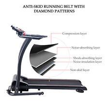 Fitness Health Running Machine Equipment Motorized Treadmill Foldable for Home