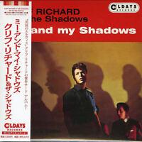 CLIFF RICHARD & THE SHADOWS-ME AND MY SHADOWS-JAPAN MINI LP CD Bonus Track C94
