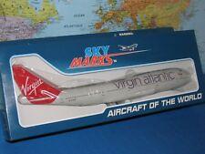 1/200 Skymarks Virgin Atlantic Boeing B747-400 W/ Gear Avion Modèle