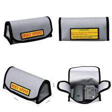 Holy Stone Lipo Battery Charging Bag Fire Proof & Explosion Safe For Charge Stor