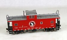 Atlas #1301-1 Standard Cupola Caboose Great Northern #X66 HO Scale 1/87