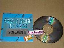 Grupo Niche 12 Años Vol 2 - 1993 Harmony Cd Cumbia Salsa RARE Press Mexican