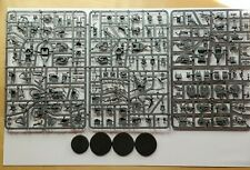 Warhammer 40k 3x Ork Meganobz & Grot Oiler Prophecy of the Wolf NEW ON SPRUE