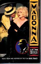 Madonna I'm Breathless Dick Tracy Ost 1990 Cassette Tape Album Pop Dance Rock