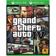 Grand Theft Auto Iv - Xbox 360, Xbox One