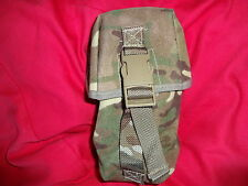 British Army Osprey MK4 / 4A UTILITY POUCH - MTP - Super Grade 1 - Genuine Issue