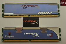 Kingstone HyperX Blu KHX6400D2 DDR2 800 4Gb, 2Gb