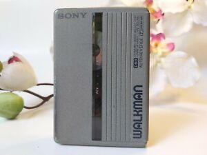 Sony WM-503 Walkman Cassette Player Working Refurbished + Battery Adapter