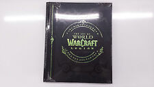 World of Warcraft: Legion Collectors edition the art book English Sealed Artbook
