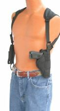 Vertical Shoulder holster With Double Magazine Pouch For  Beretta 89,93