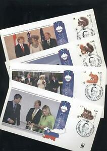 (944571) Royalty, WWF, Squirrel, Slovenia