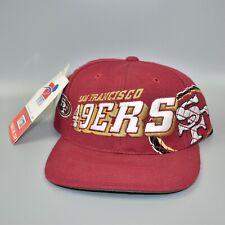 San Francisco 49ers NFL Vintage 90s Sports Specialties Pro Line Snapback Cap Hat